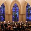 Le choeur Choeur Vent d'Est chante Handel, Bach, Pergolèse… à l'église Saint Saturnin