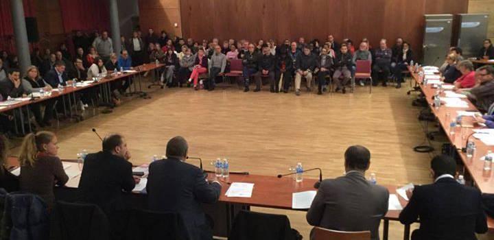 A Bonneuil-sur-Marne, un conseil municipal participatif sur la métropole