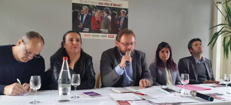Régionales : le Front de Gauche Val-de-Marne boucle une liste très militante