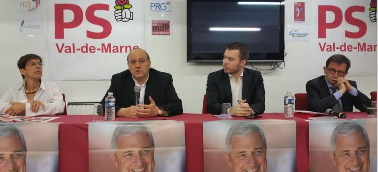 Régionales Ile-de-France : le PS Val-de-Marne dévoile sa liste et sa stratégie de campagne