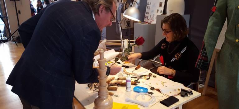 Un salon pour promouvoir les métiers de la mode à L'Haÿ-les-Roses