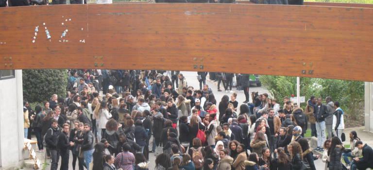 Abstention record aux élections étudiantes à l'université de Créteil