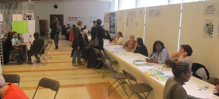 Forum des aidants à Créteil