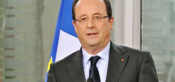 François Hollande en dédicace à Créteil