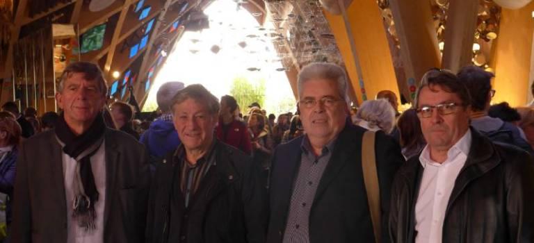 Cité de la gastronomie : Christian Hervy défend un syndicat d'études