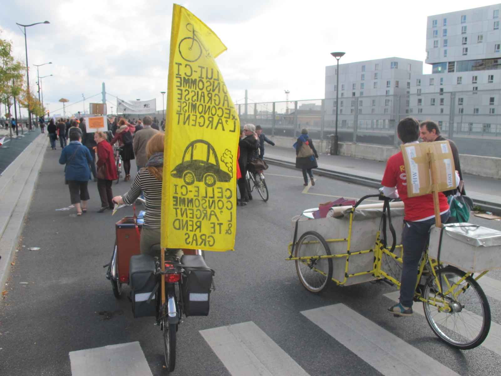 Marche Ecologique Cyclofficine