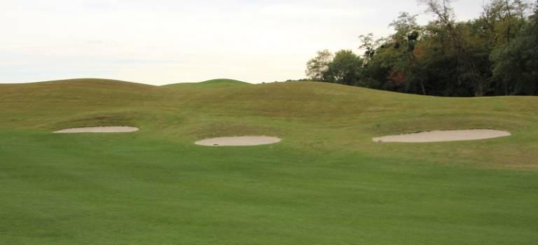 Un golf de 18 trous tout neuf à Marolles-en-Brie