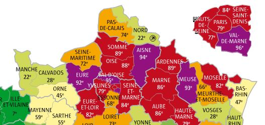 Le Val-de-Marne dernier de la classe du palmarès de l'écologie de La Vie