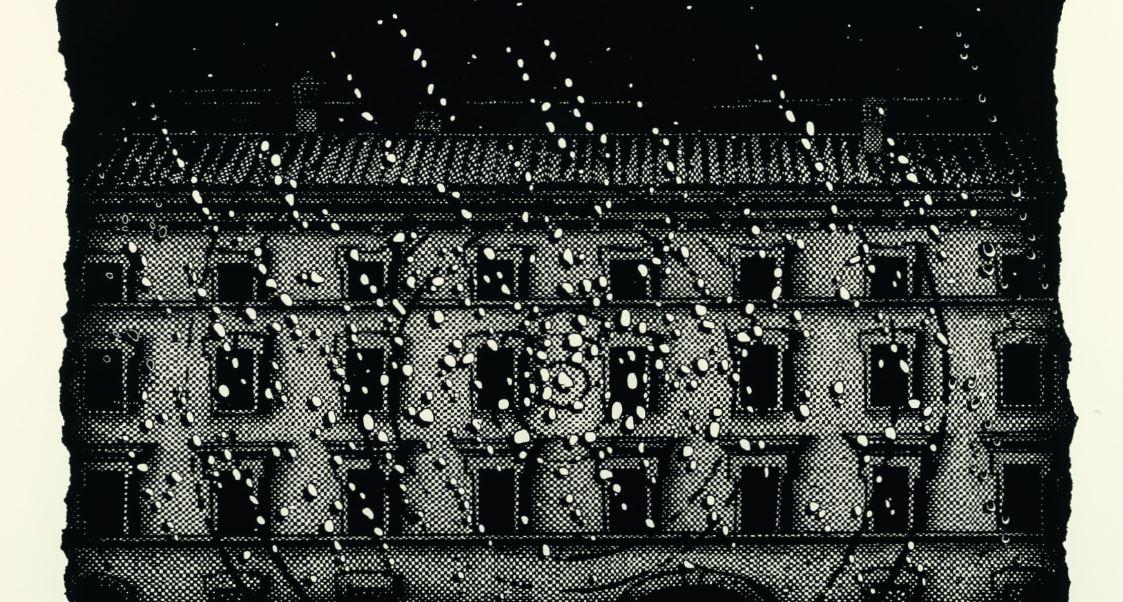 pluie et fenetres nicolas poignon