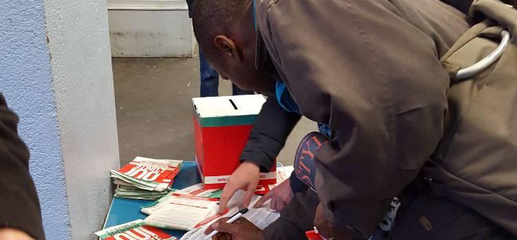 Référendum PS : déjà 650 votants en Val-de-Marne