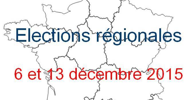 Elections régionales 2015 : mode d'emploi
