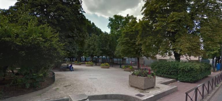 Conseil de quartier sur le réaménagement du square Audigeois à Vitry-sur-Seine