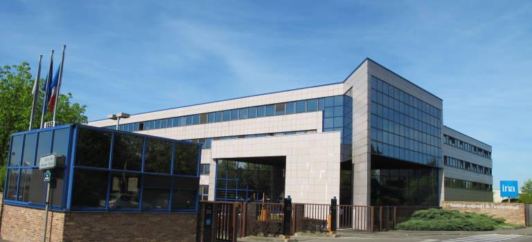 Portes ouvertes aux formations pro de l'Institut national audiovisuel à Bry