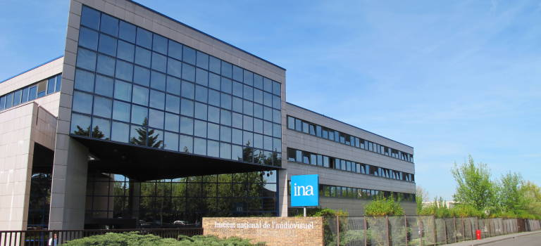 A Bry-sur-Marne, l'Institut national de l'audiovisuel (Ina) va mieux