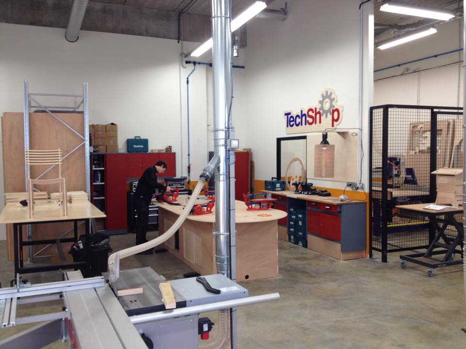 At TechShop (5)