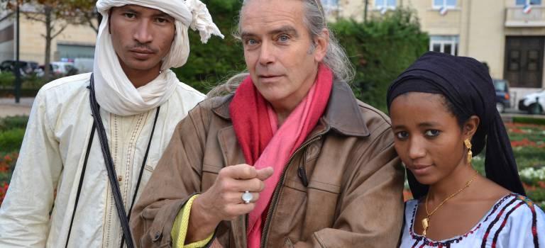 A Saint-Mandé, les bacheliers touaregs ont rencontré les collégiens d'Offenbach