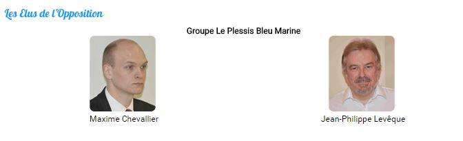 Les élus FN du Plessis-Trévise claquent la porte pour dénoncer les parachutages en Val-de-Marne