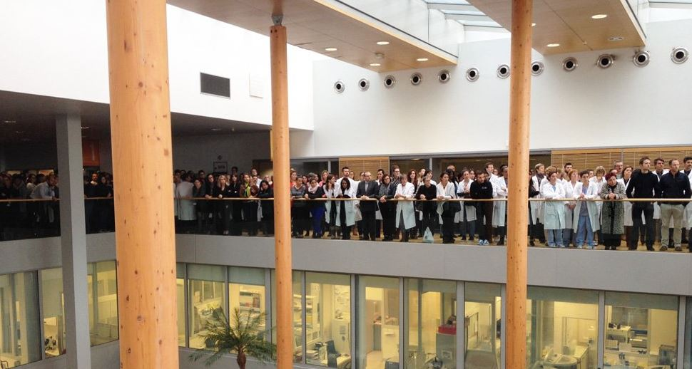 institut gustave roussy minute de silence