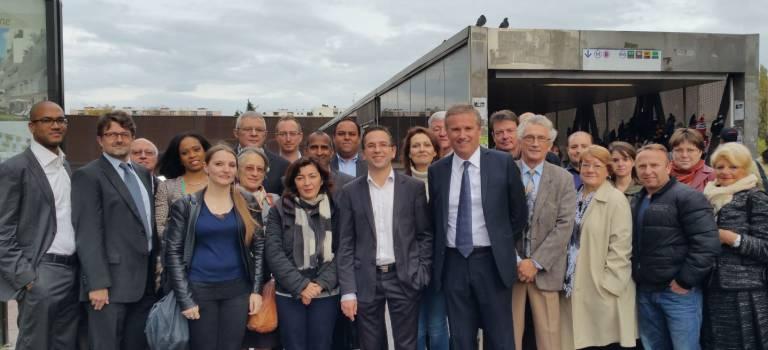 Régionales Ile-de-France : DLF fait campagne sur la sécurité