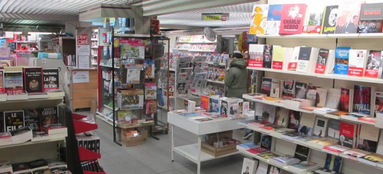 Pour le gérant de Plein Ciel à Vitry-sur-Seine : la librairie n'est plus un commerce rentable
