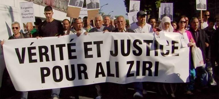 Ciné-débat autour du film Qui a tué Ali Ziri, à Ivry-sur-Seine