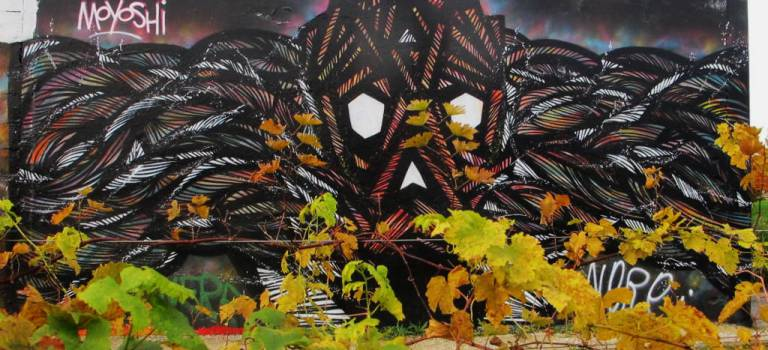 Ivry-sur-Seine, l'autre capitale du street-art en Val-de-Marne