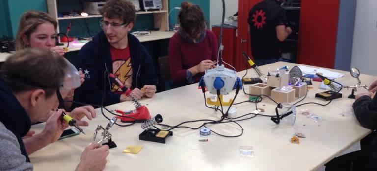 Avec son TechShop d'Ivry-sur-Seine, Leroy Merlin se met à l'heure des makers