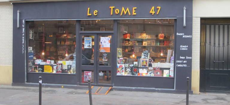 A Vitry-sur-Seine, la librairie Le Tome 47 ne connaît pas la crise