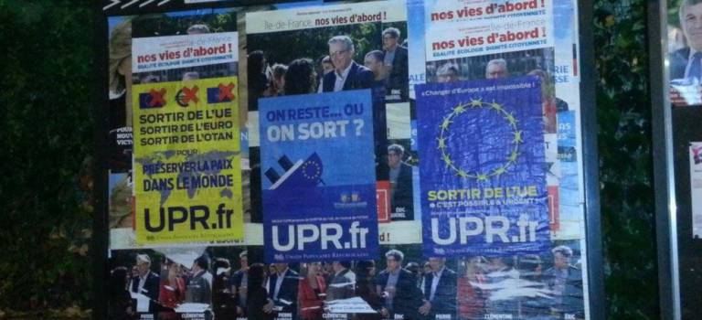 Michel Lecocq mène la liste UPR en Val-de-Marne