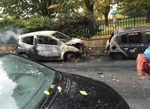 Réactions politiques après la série de voitures brûlées à Vitry-sur-Seine