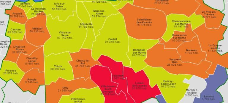 Le Yalta de la fibre optique entre Orange et SFR bouleversé en Val-de-Marne