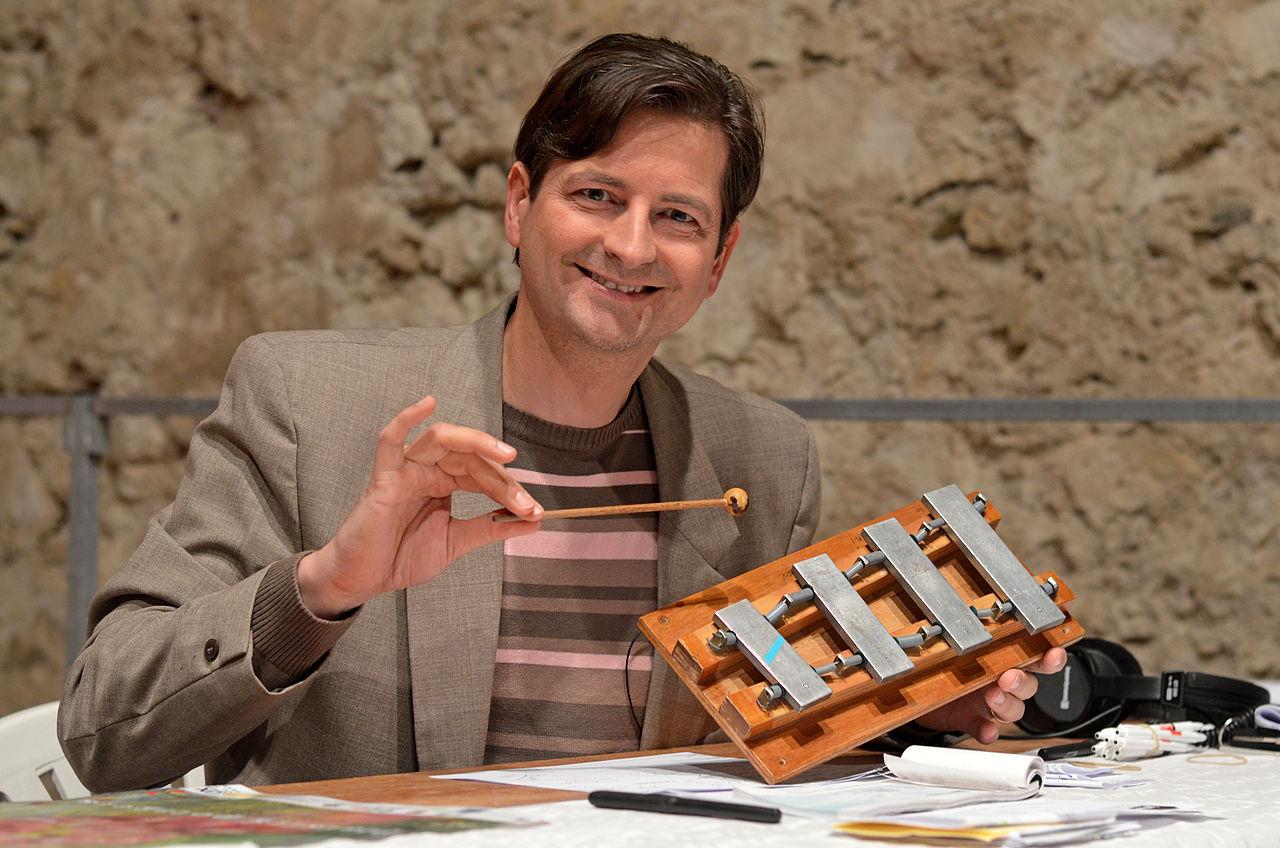 Yann Pailleret Glockenspiel WCC Selbymay