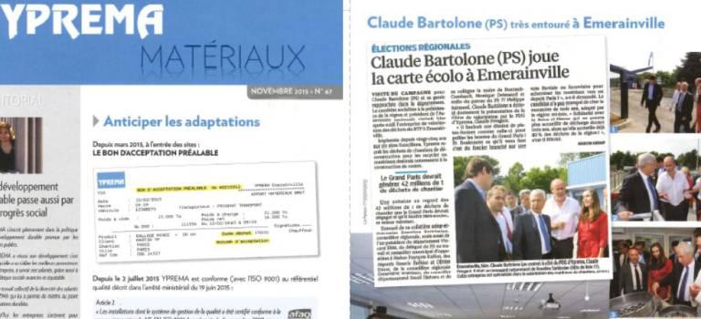 Régionales Ile-de-France : polémique suite à une comm d'entreprise évoquant Bartolone
