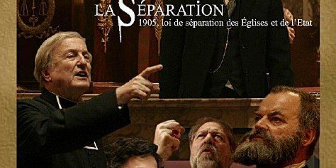 Ciné-débat anniversaire de la loi de séparation des églises et de l'Etat à Chevilly-Larue