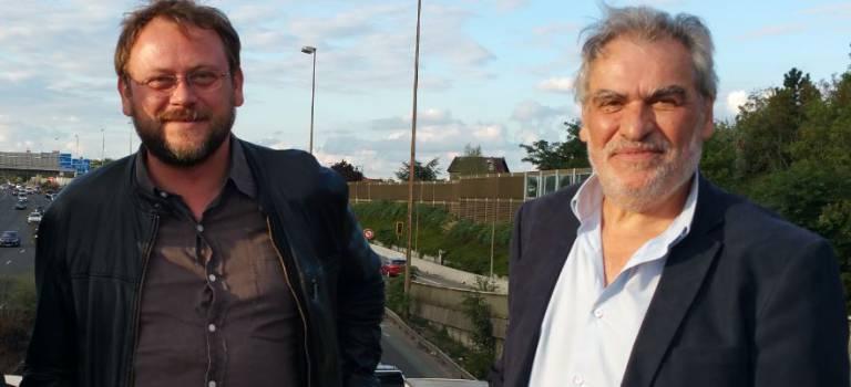 La gauche se réunit sur le marché de Vitry-sur-Seine