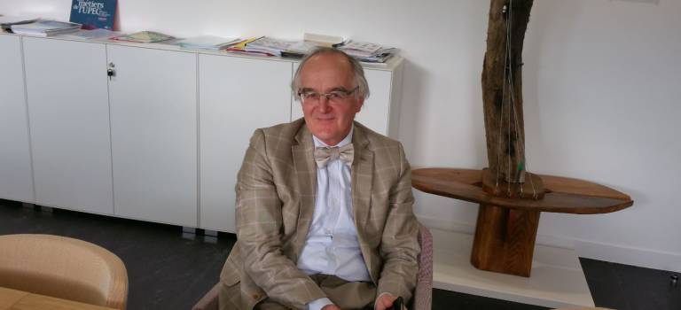 L'université de Créteil dans le Grand Paris : entretien avec son président Luc Hittinger
