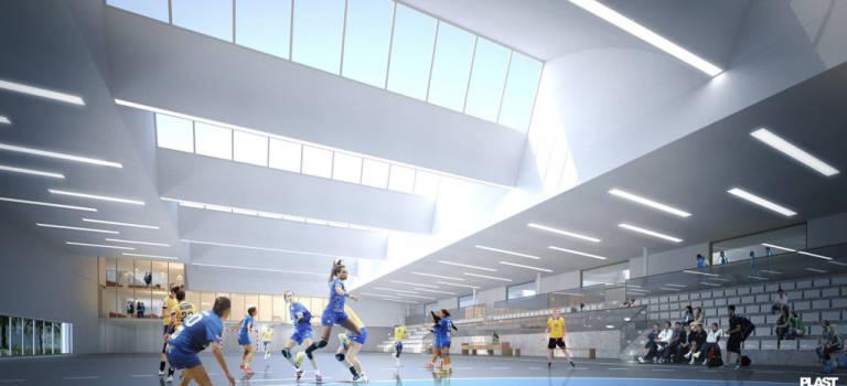 Au Simi, la future Maison du handball se dévoile sous toutes ses coutures