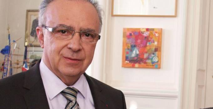 Jacques JP Martin n'exclut pas un parrainage à M-A Marie mais fera la campagne de Fillon