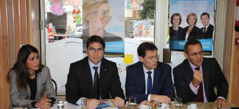 Régionales Ile-de-France : règlements de comptes à Alfortville
