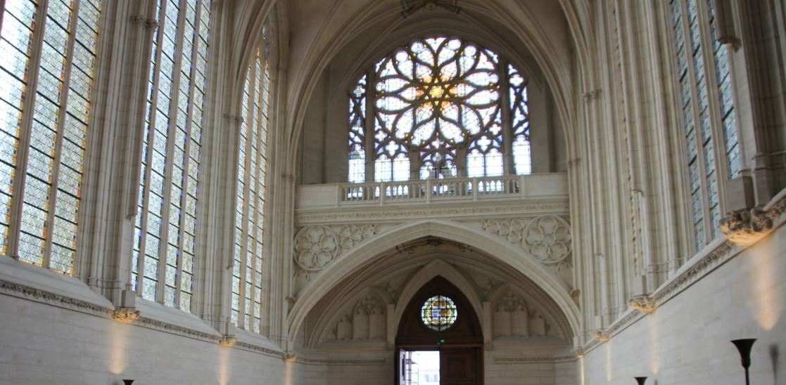 an analysis of the sainte chapelle Time for reflection in the heart of paris find concerts in la sainte chapelle with schedule, program, and e-tickets at classicticcom.
