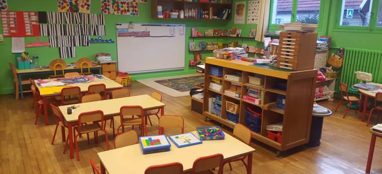 A Chennevières-sur-Marne, les jours de l'école Paris sont comptés
