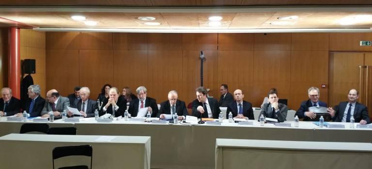 Le Conseil du territoire T10 a élu son exécutif exclusivement masculin