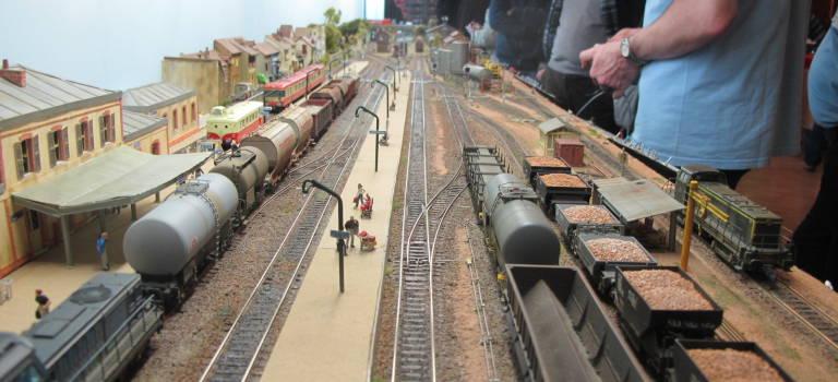 Les petits trains ont lâché la vapeur à Saint-Mandé