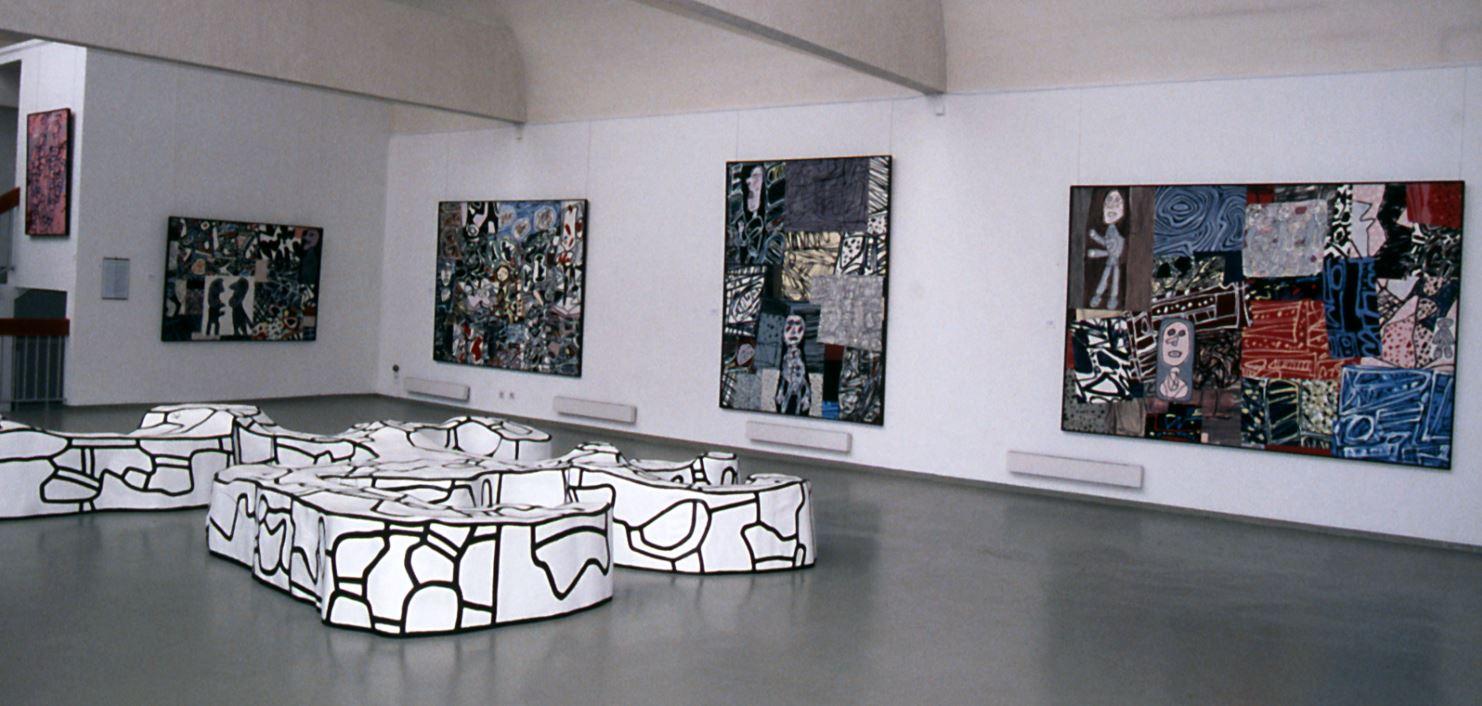 fondation dubudffet ADAGP Paris J O Rousseau