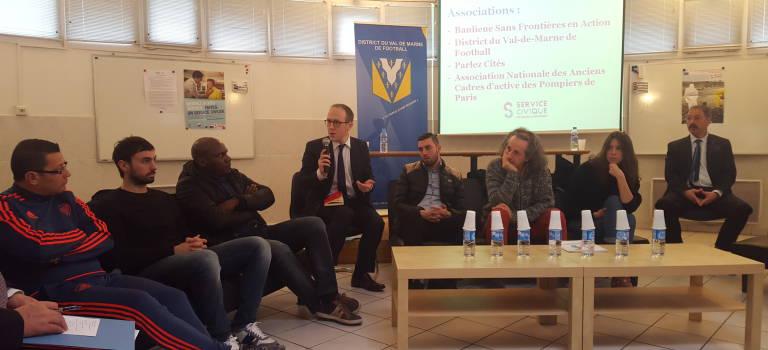 Service Civique : beaucoup d'attentes et des expériences réussies en Val-de-Marne