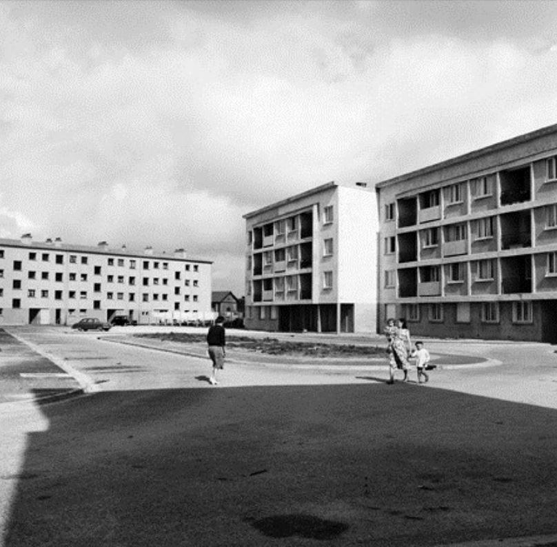 Henri Salesse credit MEDDE MLETR Cité des Flamands Tourlaville août 1959