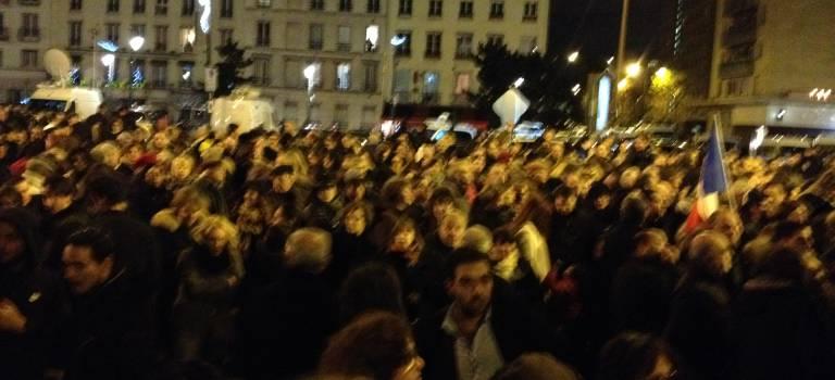 Attentats : hommages suivis à Saint-Mandé et Porte de Vincennes