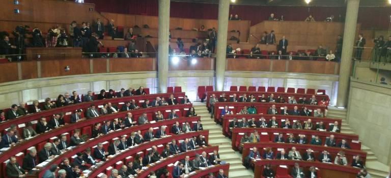 Métropole du Grand Paris : délégations des membres du bureau