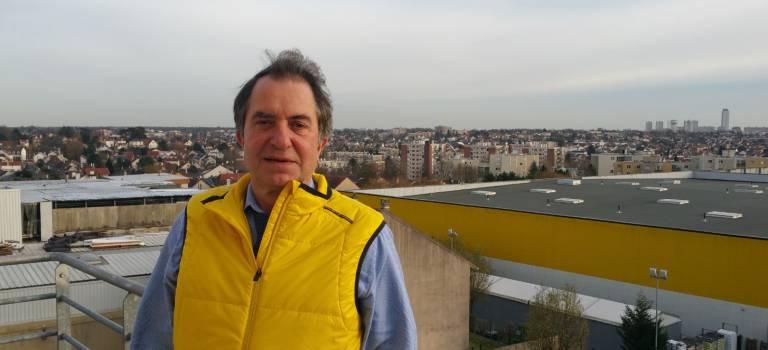 Un livre et des projets en Val-de-Marne pour J-C Bourrelier, patron de Bricorama