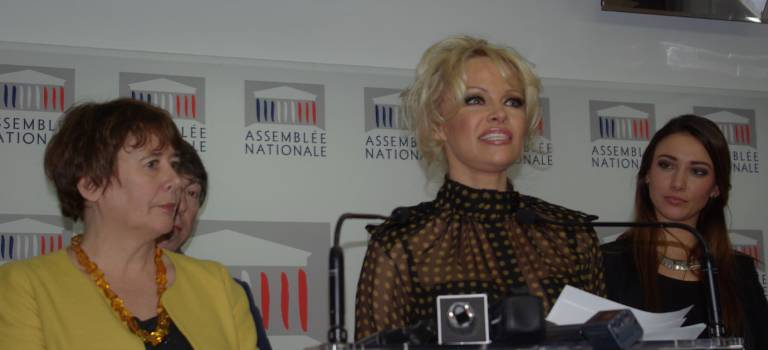 Laurence Abeille revient sur son invitation «scandale» de Pamela Anderson à l'Assemblée